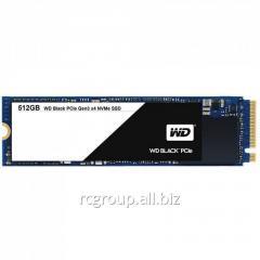 Твердотельный накопитель 256GB SSD WD WDS256G1XOC Серия BLACK M.2 (2280)  R2050Mb/s, W700MB/s