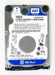 Жесткий диск для ноутбука WD Blue 500Gb SATA 6Gb/s 2.5