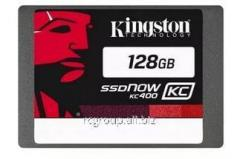Жесткий диск SSD 128GB Kingston SKC400S37/128G