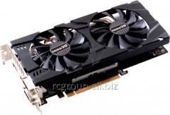 Видеокарта GEIL GTX1080 8GB GDDR5X 256-bit DP1.4, HDMI 2.0b, Dual Link-DVI, 1506/1683, 7680x4320@60Hz, Multi Monitor, HDCP 2,2, GV1080M10GF3 Retail