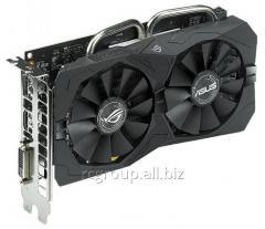 Видеокарта ASUS AMD Radeon RX 460 4Gb 256bit GDDR5 DVI HDMI DisplayPort STRIX-RX460-4G-GAMING