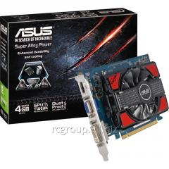 Видеокарта ASUS GeForce GT730 4Gb 128bit DDR3
