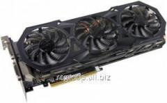 Видеокарта Gigabyte GV-N980G1 GAMING-4GD, NVIDIA GeForce, GTX 980, PCI-E, 4096МБ, GDDR5, 2xDVI, HDMI GVN980G14D-00-G11