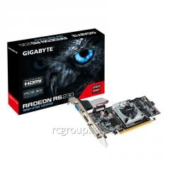 Видеокарта Gigabyte GV-R523D3-1GL RADEON R5 230 1GB DDR3 PCIE2.0 DUALLINK DVI 64 bit GVR523D3GL-00-G2