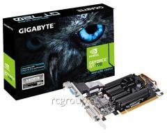 Видеокарта Gigabyte PCI-E GV-N720D3-1GL nVidia GeForce GT 720 1024Mb 64bit DDR3 797, 1800 DVIx1, HDMIx1, CRTx1, HDCP Ret GVN720D3GL-00-G