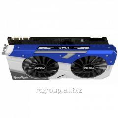 Видеокарта Palit PA-GTX1080 GAMEROCK PREMIUM 8G GDDR5X 256bit DVI 3-DP HDMI NEB1080H15P2-1040G
