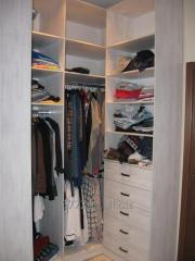 Wardrobe rooms to order