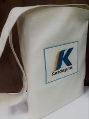 Рекламная сумка/экосумка/ промо/ Холщевая сумка