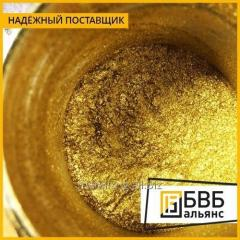 Powder of brass PR-LMTSSKA58-2-2-1-1