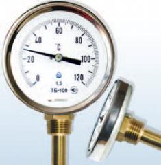 Thermometers bimetallic TB standard execution
