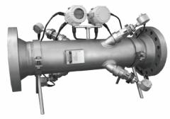 Ultra-sonic flowmeter of Sentinel