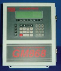 Stationary ultra-sonic flowmeter of GM868