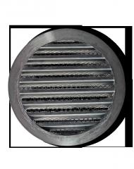 Решетка наружная круглая типа RN AL (АНАЛОГ PGC / IGC)