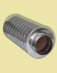 Шумоглушители трубчатые круглые ГТК