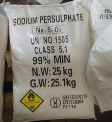 Persultat of sodium