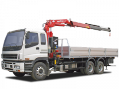 Automanipulator of 5 tons