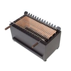 Гриль барбекю на древесном топливе Vortmax