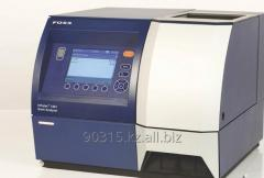 Analyzer of quality of Infratec 1241 grain