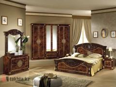 Спальный гарнитур Рома 6 Д