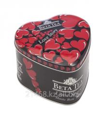 Beta Tea, Heart of Roses, Сердце из роз, черный