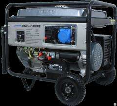Бензиновый генератор Demark DMG 7500FE