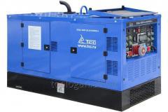 Однопостовой агрегат сварочный TSS DGW 22/400EDS