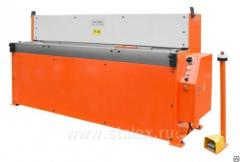 La guillotina Stalex Q01-1.2x2500B de pie