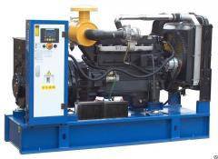 The diesel - the AD-100S-T400-1R generator the TDK