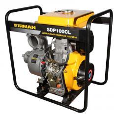 Diesel motor-pump of FIRMAN SDP100CL