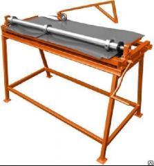 Механический станок продольной резки металла СПР-1250/3-Р толщиной до 0,8мм