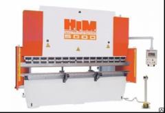 Press hydraulic bending H.I.M. 5000 120/2500. ChPU