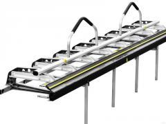 Станок TAPCO MAX 20 INT'L 12' (3,8 метра)