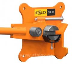 The machine for Stalex DR16 fittings are flexible