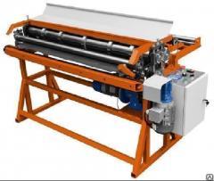 Станок для продольно-поперечного раскроя листового металла СППР-А-1250/1.5