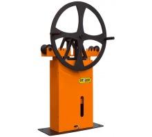Machine trubogibochny hydraulic manual Stalex HB-8