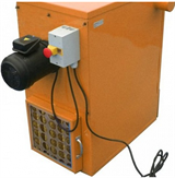 Installation for collecting abrasive Stalex DVS-14