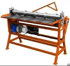 Электромеханический станок продольной резки металла СПР-1250/5-А толщиной