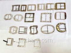 Пряжки металлические. Разные Размеры
