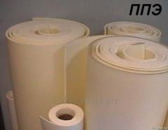 Warm sound-vibro-paroizolyatsionny material (PPE)