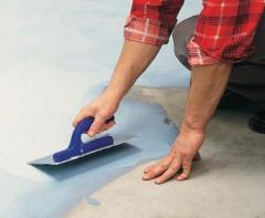 Mineral waterproofing layer