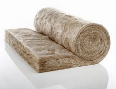 Материал тепло-звукоизоляционный волокнистый