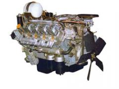 Двигатель КАМАЗ ЕВРО-1 240 л.с. 740.11-1000400,