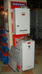 Heating and water supply