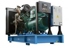 The TSS AD-30S-T400-1RPM10 diesel generator in a