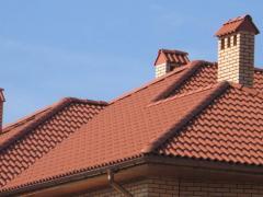 Крыша натуральная