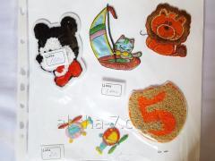 Термоаппликации, Наклейка для Одежды Детские.