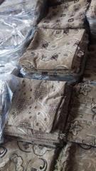 Комплект дивандек (покрывало на диван и 2 накидки