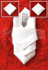 Napkins for restaurants