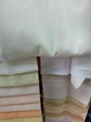 Teflon fabrics on a cloth