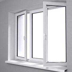 Windows plastic (Kazakhstan, Germany, Turkey)